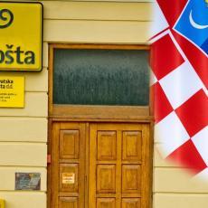 ZABRANJENO PISANJE ĆIRILICOM NEVIĐENI SKANDAL HRVATSKE POŠTE! Srbinu vratili pošiljku uz pečat i poruku