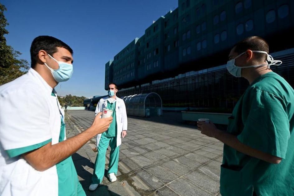 ZABRINJAVAJUĆI PODACI IZ HRVATSKE: 1.620 zdravstvenih radnika obolelo od korona virusa