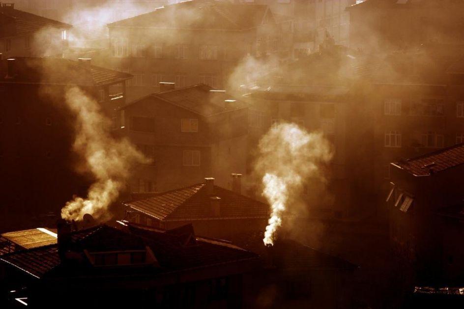 ZAGAĐENI VAZDUH ODNOSI SVE VIŠE ŽIVOTA NA BALKANU: U Crnoj Gori za godinu dana preminulo 36 ljudi, u BiH 334, a i u Srbiji je alarmantno
