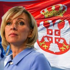ZAHAROVA BEZ DLAKE NA JEZIKU: Radikalni Albanci pretvorili Kosovo u kriminalnu CRNU RUPU EVROPE