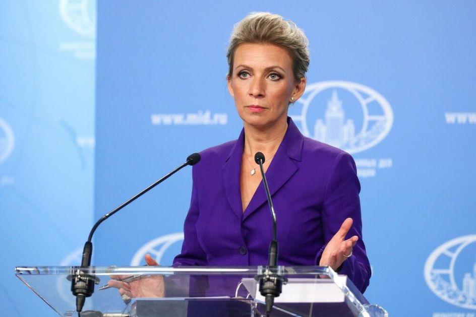 ZAHAROVA: Inckova odluka je otvoreni napad na suverenitet BiH! Uznemireni smo grubim mešanjem odlazećeg visokog predstavnika!