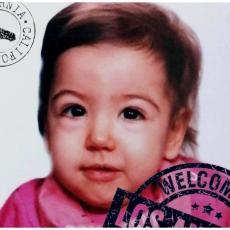 ZAHVALJUJUĆI VAMA JE USPELA! Mala Minja stigla u Los Anđeles po svoju šansu za izlečenje (FOTO)