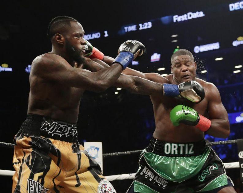 ZAKAZAN SPEKTAKL U LAS VEGASU: Vajlder i Ortiz boksuju u novembru za titulu svetskog šampiona u teškoj kategoriji