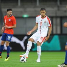 ZAKOPANE RATNE SEKIRE: Marko Grujić se vraća u reprezentaciju Srbije