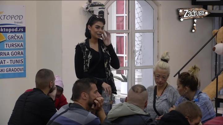 ŽALI ŠTO NISU ZAJEDNO! Minu pitali za Marka Markovića, a onda je ona priznala da se NADALA POMIRENJU! (VIDEO)