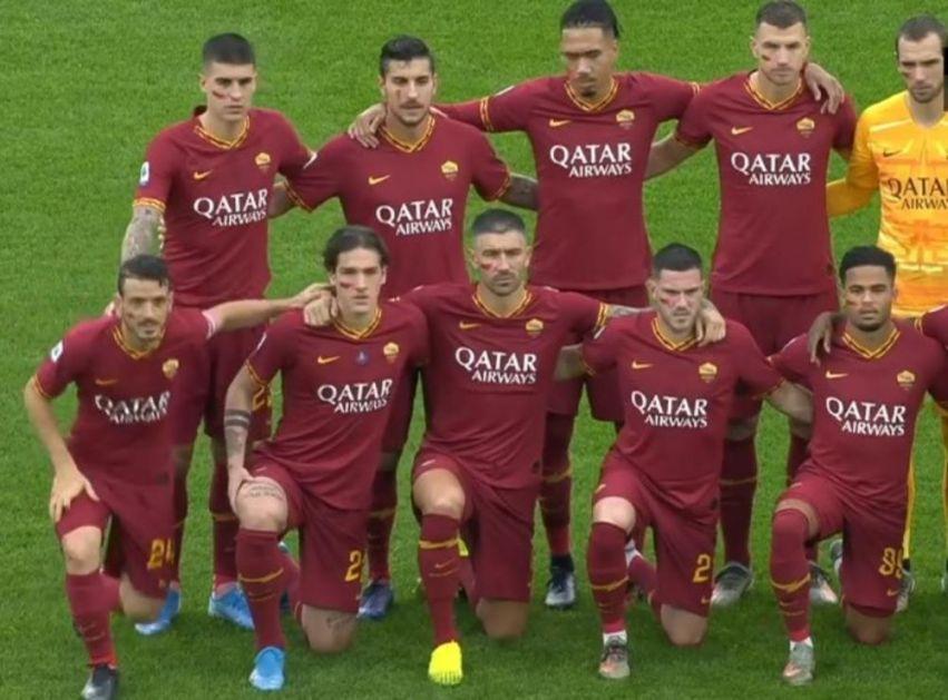ZALJUBLJEN SAM U RIM: Želim od Rome da napravim fudbalskog velikana!