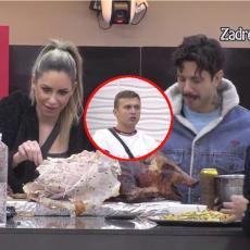 ZALJUBLJENA JE U FILIPA! Stefan postavio Ivu na svoje mesto! Napala ga da je ljubomoran, a onda...