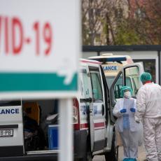 ZAPADNA SRBIJA NA UDARU KORONE: Veliki broj hospitalizovanih u Čačku