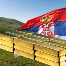 ZAPADNI BALKAN TRESE ZLATNA GROZNICA: Srbija je apsolutni lider po rezervama, dok je Hrvatska svoje zlato RASPRODALA
