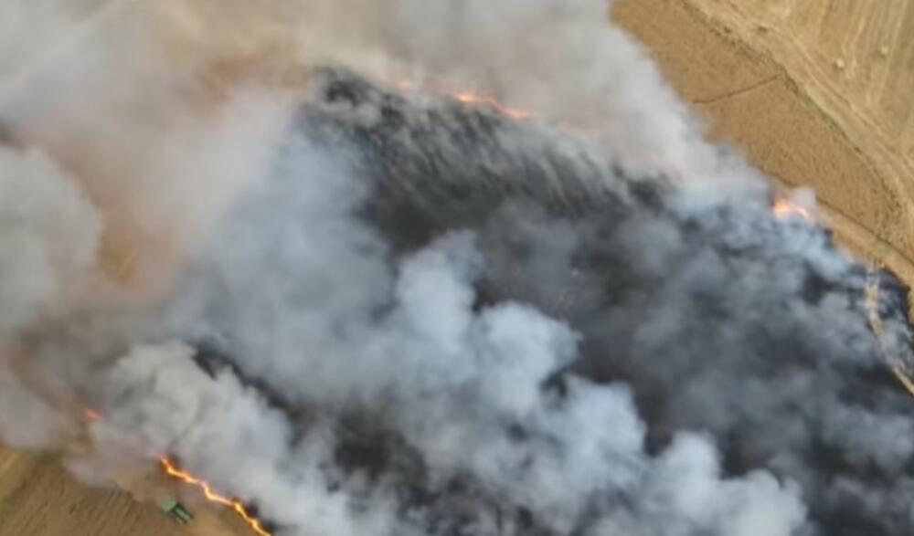 ZAPALJIVIM BALONIMA NAPADNUT IZRAEL: Opet poleteli iz pojasa Gaze i nose jezivu poruku VIDEO