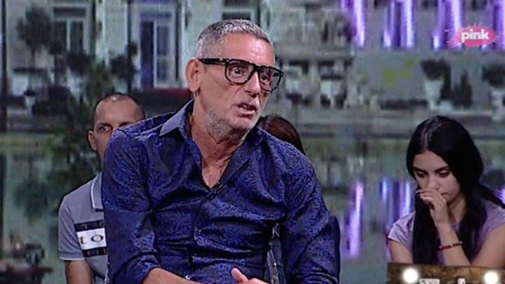 ZAPENIO! Mića prozvao Lunu da nije otpevala svoju pesmu, a onda se obratio Miljkoviću: Ti si jedan dripac, klošar i smrad! (VIDEO)