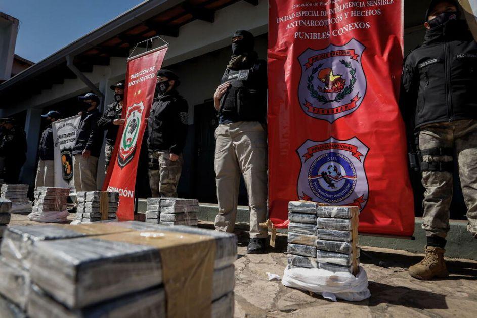 ZAPLENJENE PODMORNICE, BRODOVI, AVONI U policijskoj akciji Orion otkriveno 400 tona kokaina!