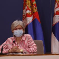 ZARAŽENI KORONOM, A NEGATIVNI NA TESTU: Dr Edita objasnila kako ovakav problem rešavaju u KC Vojvodina