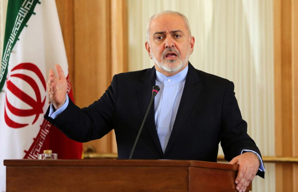 ZARIF NE DOLAZI NA DAVOS: Evo zbog čega iranski šef diplomatije neće učestvovati na Svetskom ekonomskom forumu!