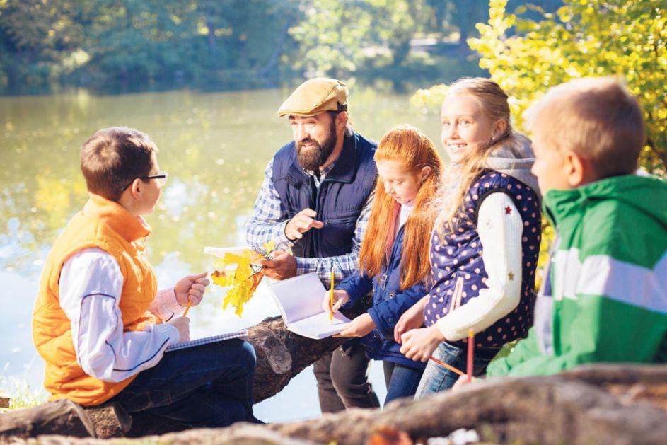 ZASADI DRVO, ZASADI SVOJ KISEONIK: Eko-obrazovanje od malih nogu za kvalitetan život!