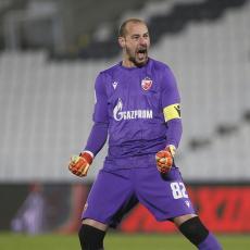 ZASLUŽENO, NEMA ŠTA: Milan Borjan kandidat za fudbalera godine (FOTO)