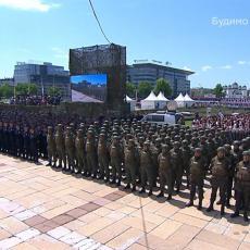 ZASLUŽILI MESTO U STROJU: Predstavljeno 400 novih pripadnika policije