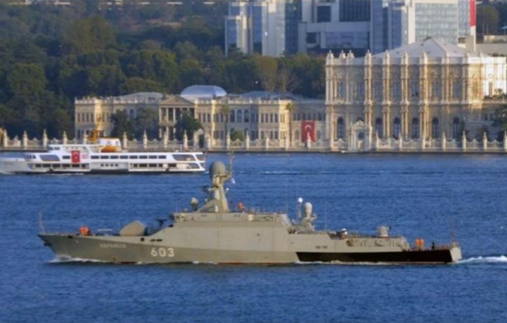 ZAŠTO PLANERI NATO STRAHUJU OD KASPIJSKE FLOTILE Kakva je njhova uloga u Crnom moru! Da li se sprema desant na obalu Ukrajine