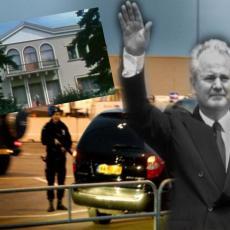 ZAŠTO U DVORIŠTU SLOBINE VILE NESTAJU DRVEĆA? Evo ko se pojavljuje na placu kuće bivšeg predsednika SRJ