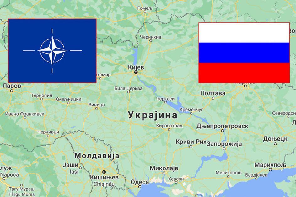 ZAŠTO ZAPAD PO SVAKU CENU ŽELI KIJEV U NATO PAKTU?! Ko bi bio matiran na šahovskoj tabli ako IZGUBI Ukrajinu?!