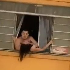 ZASTRAŠUJUĆE SCENE NASILJA! Trudna Marija (35) htela da skoči kroz prozor da pobegne od muža nasilnika - nije uspela (VIDEO)
