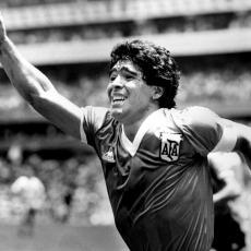 ZATO JE NAJVEĆI: Sudija OTKRIO šta mu je Maradona rekao posle gola božjom rukom