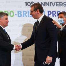 ZAVRŠEN SASTANAK LIDERA ZAPADNOG BALKANA: Predsednik Vučić u zaključak samita uveo amandman koji je pakao za njih