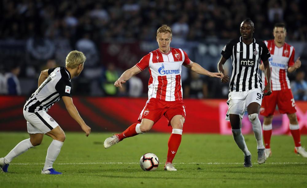ZAVRŠENA ZIMSKA PAUZA! Nastavlja se Superliga: Zvezda na Banovom brdu, Partizan dočekuje Radnik (FOTO)