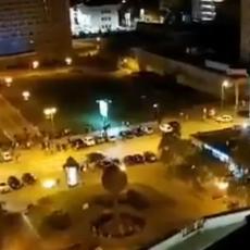 ZBOG NAJAVLJENOG POOŠTRAVANJA MERA: Protest i u Kragujevcu (VIDEO)