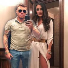 ZBOG NJE JE OBRIJAO GLAVU: Karić je OVAKO pružao Dijani podršku Ona ga voli negde gore... (FOTO)