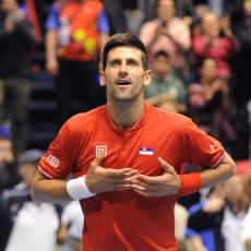 ZBOG ROĐENDANA JE DOBIO GOMILU ČESTITKI: Ovako se Novak zahvalio navijačima na tome (FOTO)