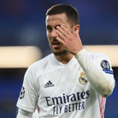 ZBOG SRAMNOG PONAŠANJA NA KRAJU MEČA: Real Madrid stavlja Azara na TRANSFER LISTU! Dosta je bilo