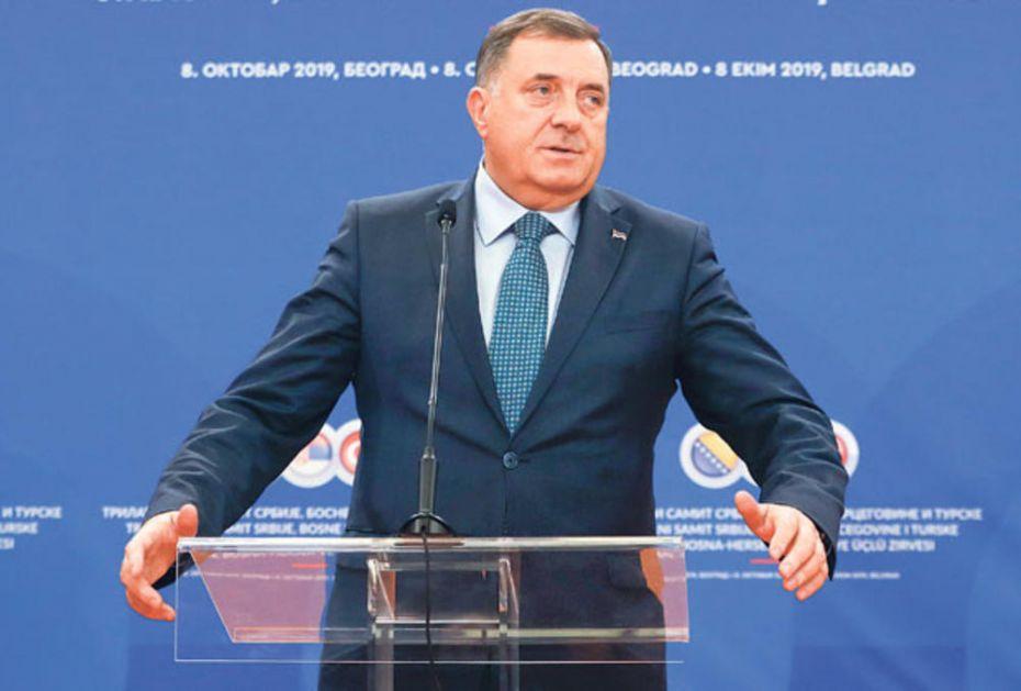 ZBOGOM BOSNO! DOBRO DOŠAO RS-EGZIT: Dodik prelomio, Srpska i srpski narod nemaju šanse u BiH!