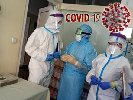 ZC Vranje: Hospitalizovano još 7 kovid pacijenata, na kiseoniku 58