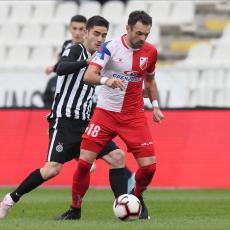 ZDJELAR: Lalatović zna da motiviše igrače, naročito pred Partizan