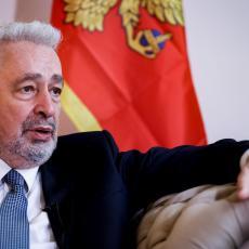 ZDRAVKO KRIVOKAPIĆ ODGOVORIO KNEŽEVIĆU: Da li je Vlada Crne Gore spremna da potpiše ugovor sa SPC-om?