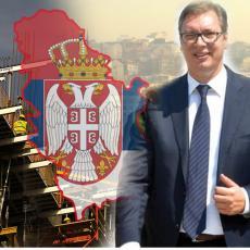 ZDRAVSTVO SRBIJE SVE JAČE: Predsednik danas obilazi radove na Kliničkom centru Srbije