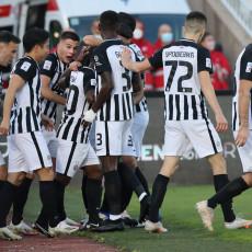 ŽELE ZVEZDU DA SKINU SA TRONA: Partizan ulaže milione u pojačanja za sledeću sezonu