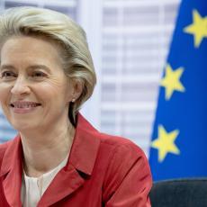 ZELENO SVETLO IZ EVROPE: Ursula fon der Lajen istakla da će Unija podržati veliki infrastrukturni projekat u Srbiji