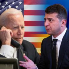 ZELENSKI IZGUBIO SVAKO STRPLJENJE: Ukrajinci su razočarani, Bajden je nešto obećao!