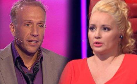 ŽELI DA SMAKNE MILANA KALINIĆA: Maja Nikolić hoće da postane voditeljka Pinkovih zvezda?