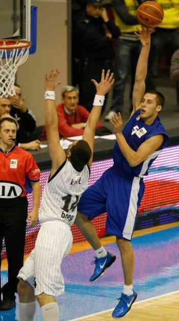 ŽELJA PARTIZANA: Eurobasket prošao, sezona počela – crnogorski reprezentativa...