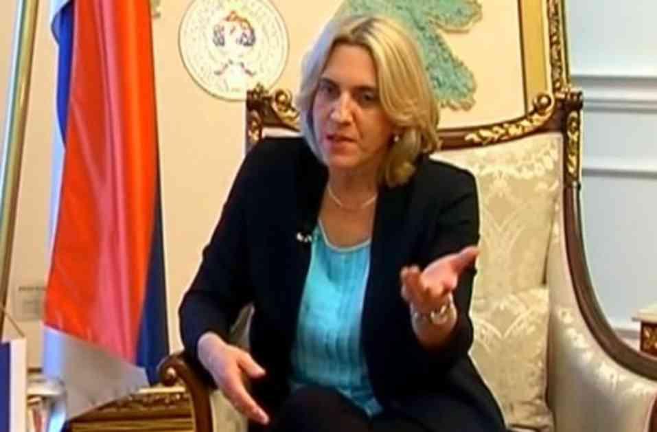 ŽELJKA CVIJANOVIĆ: Cilj jaka i stabilna Republika Srpska