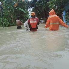 ZEMLJI KOJA JE U GROTLU KORONE, SADA PRETI NOVA OPASNOST: Masovna evakuacija, približava se tajfun! (FOTO)