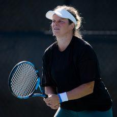 ŽENA ZMAJ: Kim Klajsters se vratila tenisu u 39. godini