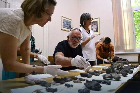ŽENE, MAJKE, BOGINJE Neolitske figurine iz Selevca i Medvednjaka na izložbi u Italiji