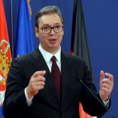 ŽENEVA, OHRID, PARIZ - Diplomatska ofanziva Aleksandra Vučića!