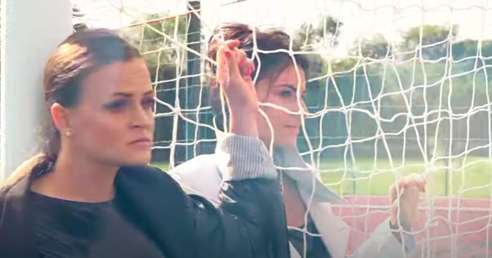 ŽENSKI FUDBAL JE UVEK U MODI: Reprezentativke Srbije blistaju kao na pisti (VIDEO)
