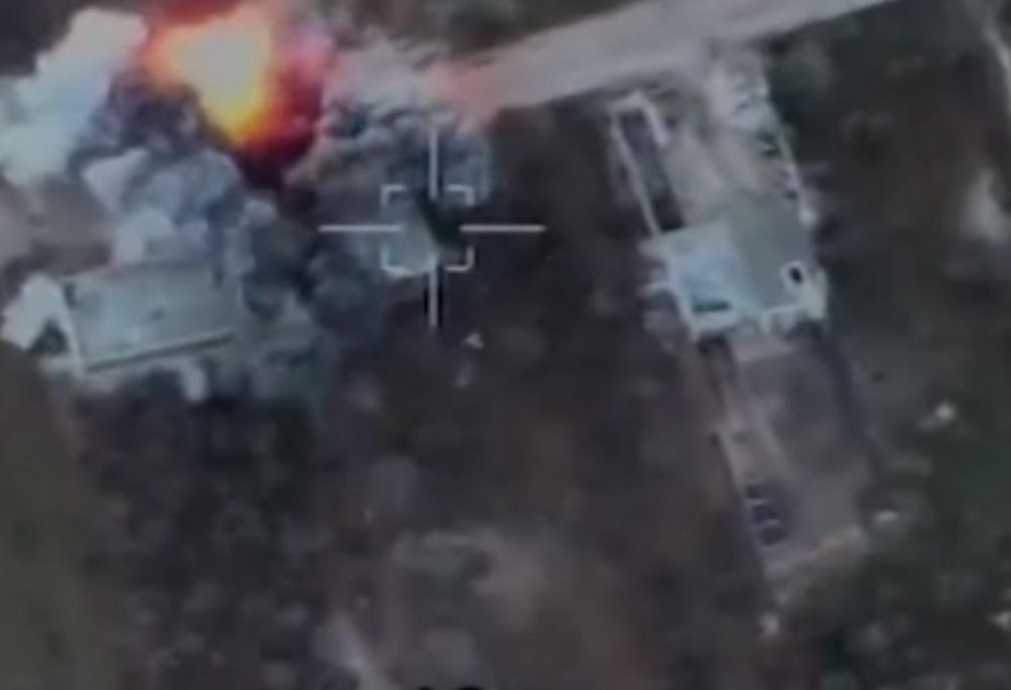 ŽESTOK OBRAČUN SA TERORISTIMA: Pogledajte kako im je sirijska vojska uništila tenkove i transportere (VIDEO)