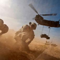 ŽESTOK ŠAMAR AMERIKANCIMA! Talibani OBORILI HELIKOPTER pun vojnika (VIDEO)